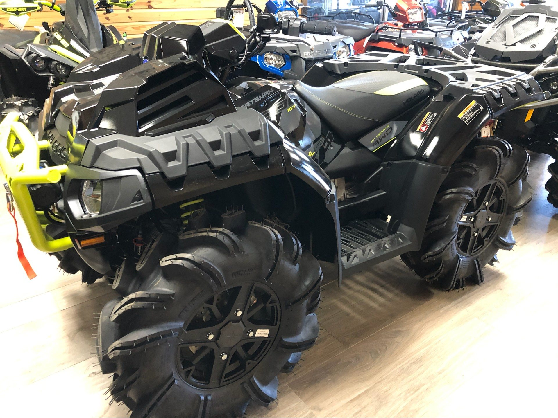 2020 Polaris Sportsman XP 1000 High Lifter Edition in Saucier, Mississippi - Photo 4