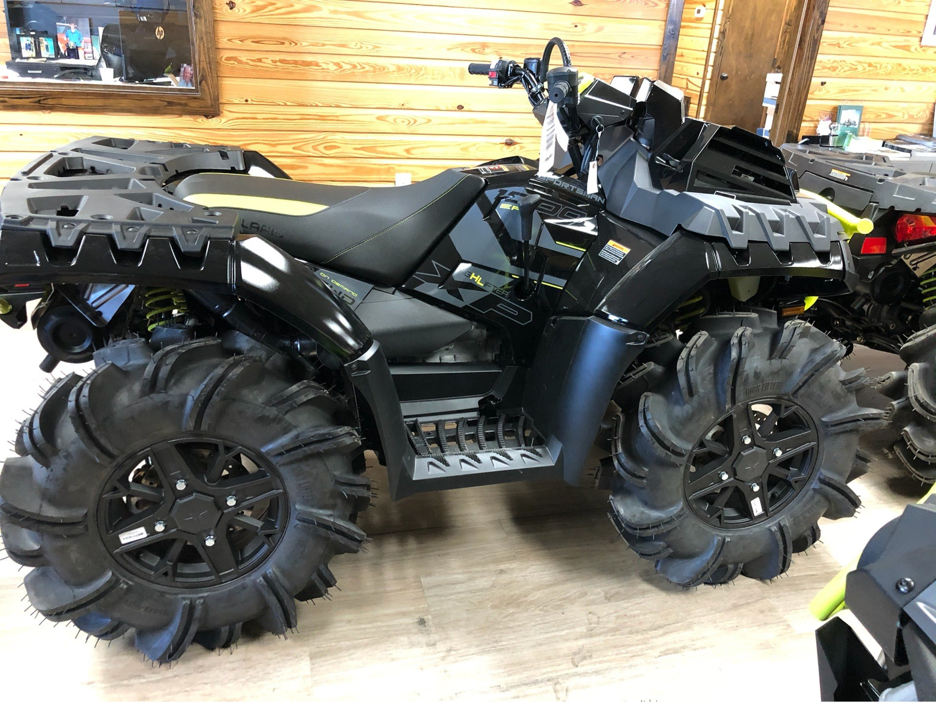 2020 Polaris Sportsman XP 1000 High Lifter Edition in Saucier, Mississippi - Photo 10