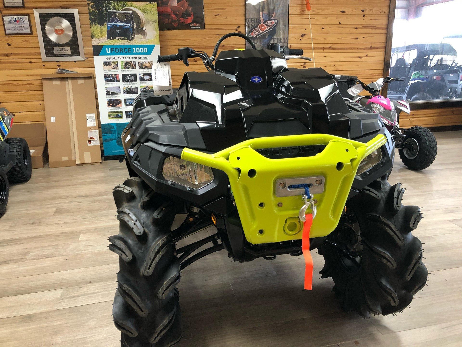 2020 Polaris Sportsman XP 1000 High Lifter Edition in Saucier, Mississippi - Photo 2