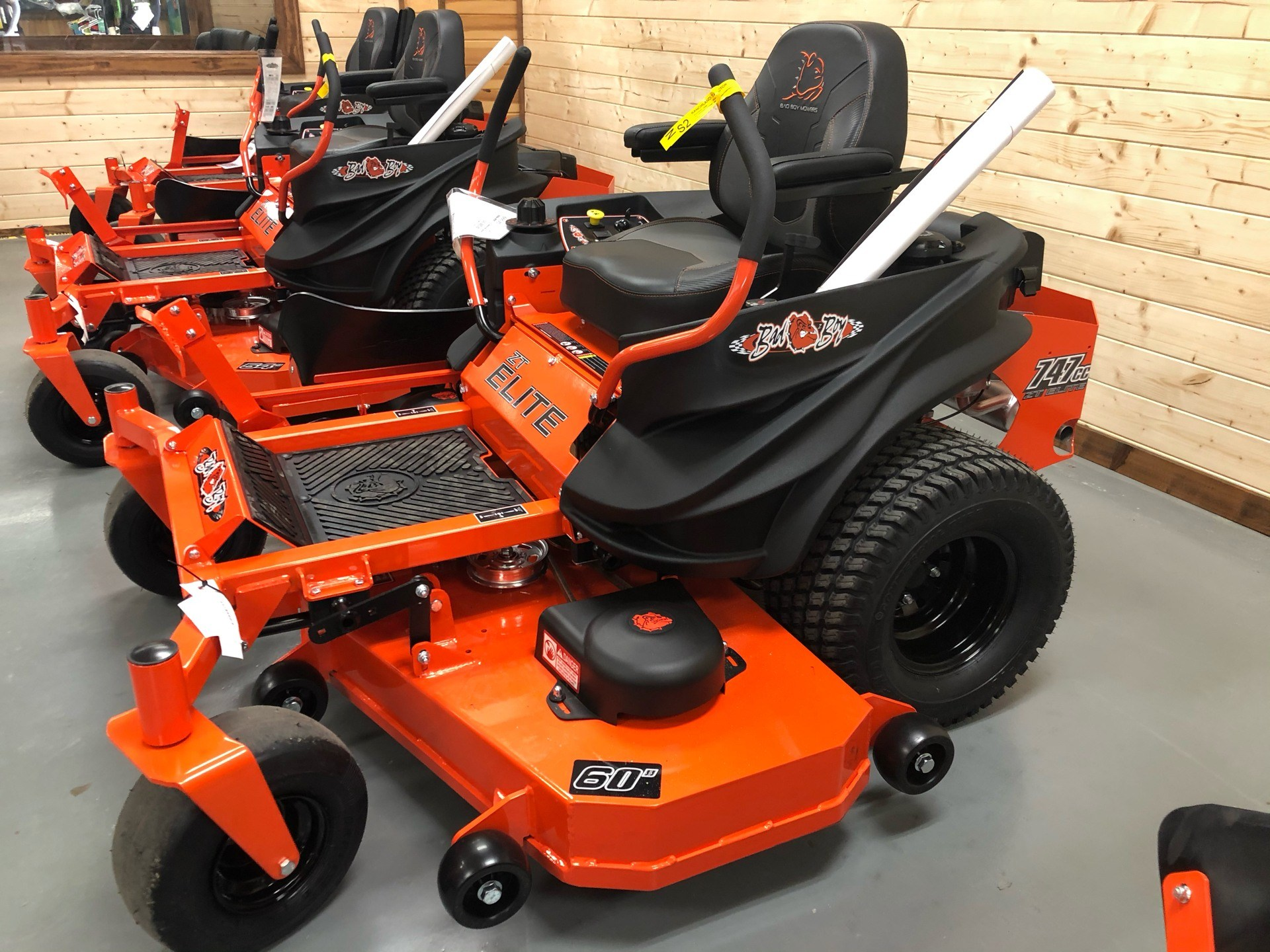 2020 Bad Boy Mowers ZT Elite 60 in. Kohler Pro 7000 747 cc in Saucier, Mississippi - Photo 1