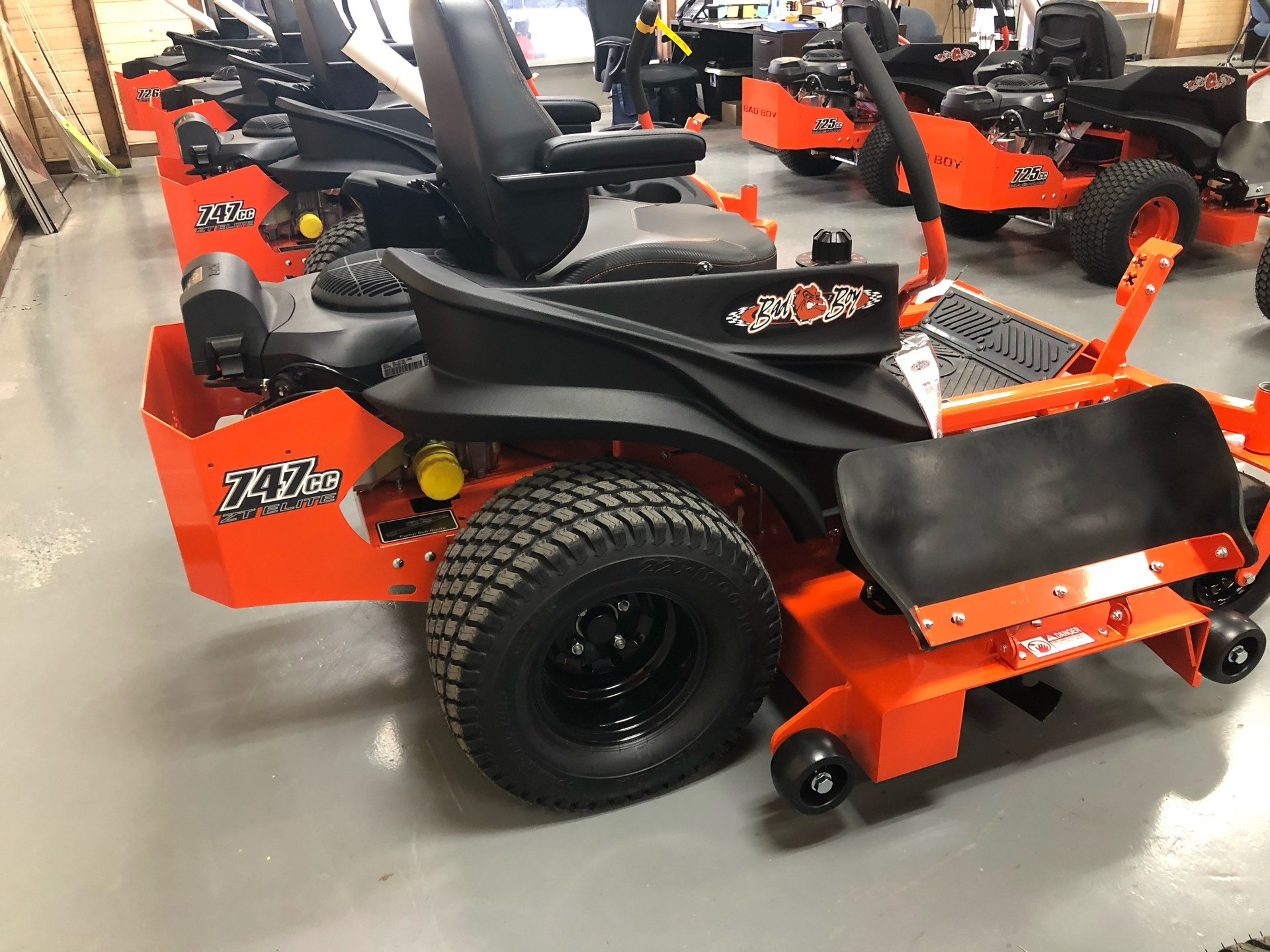 2020 Bad Boy Mowers ZT Elite 60 in. Kohler Pro 7000 747 cc in Saucier, Mississippi - Photo 10