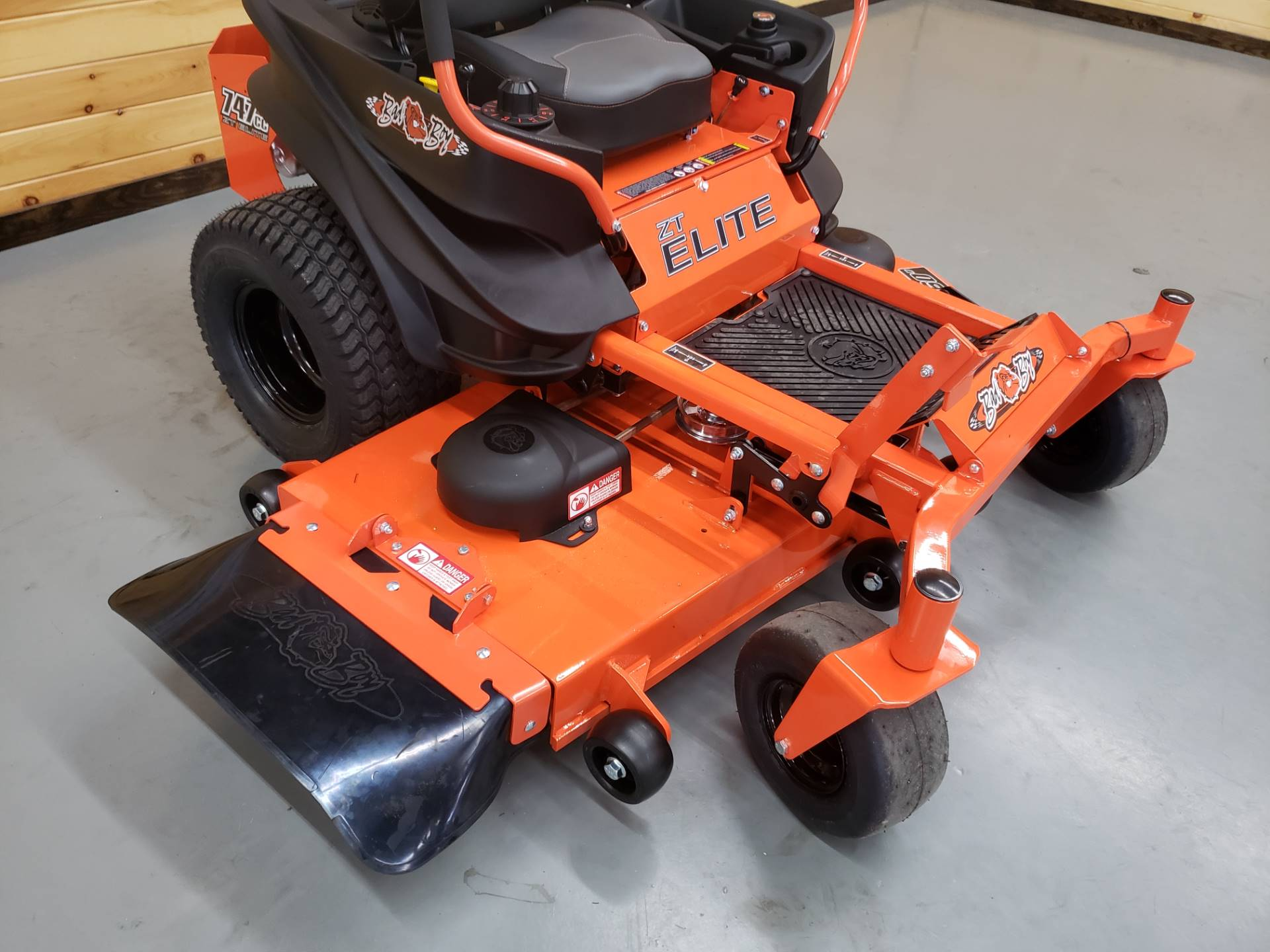 "2019 Bad Boy Mowers ZT Elite 60"" with Kohler 745P in Saucier, Mississippi - Photo 2"