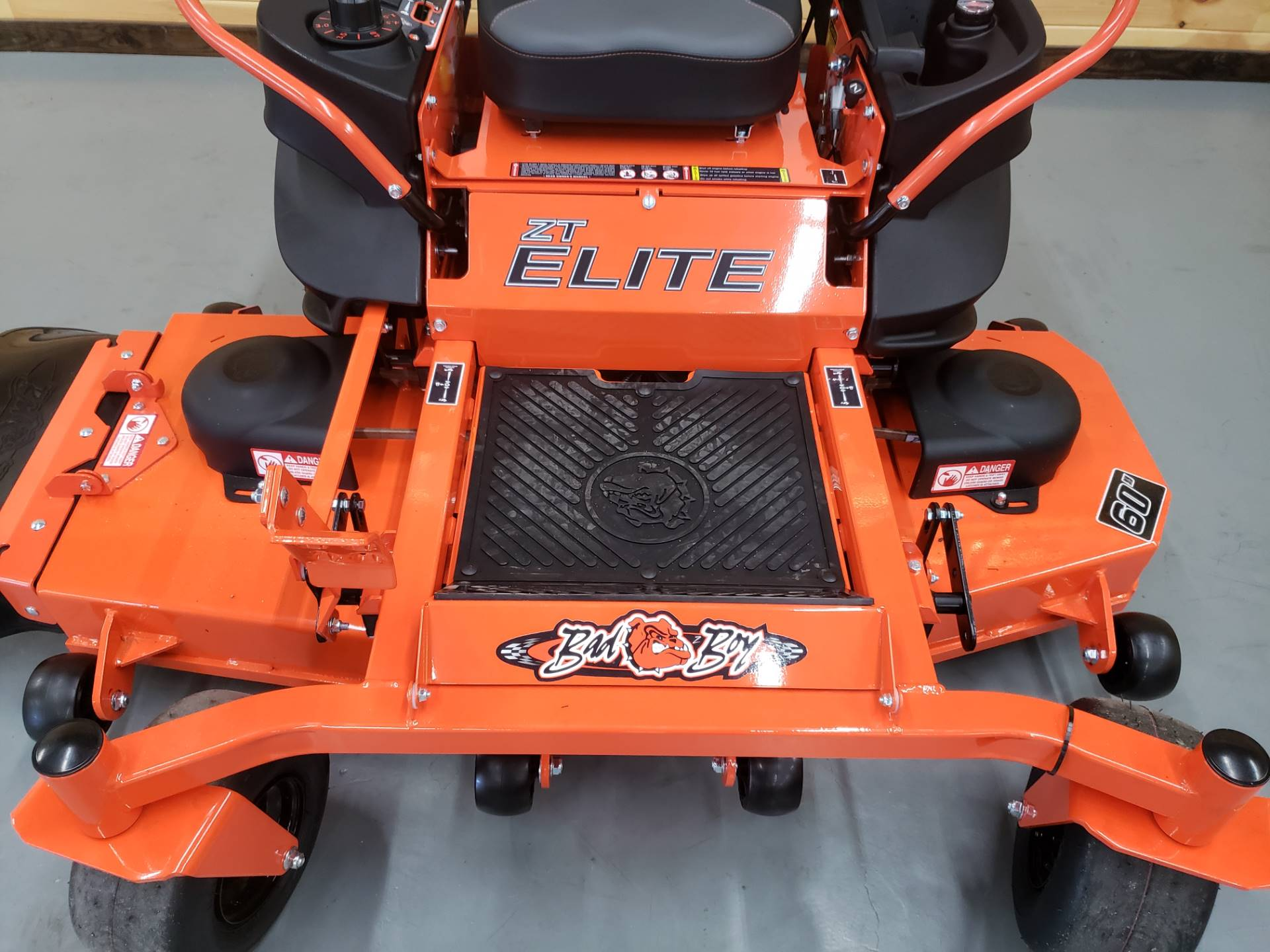 "2019 Bad Boy Mowers ZT Elite 60"" with Kohler 745P in Saucier, Mississippi - Photo 4"