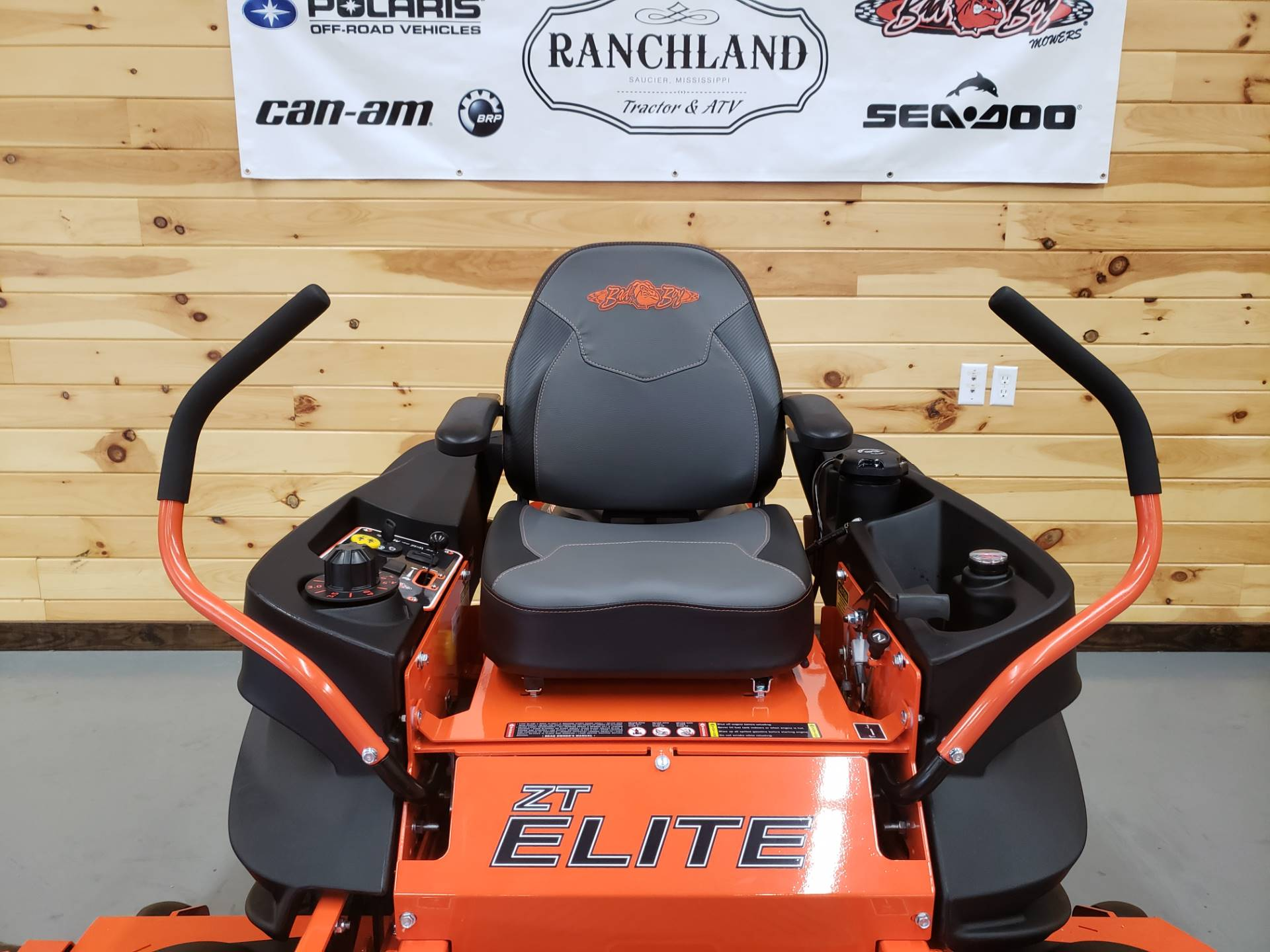 "2019 Bad Boy Mowers ZT Elite 60"" with Kohler 745P in Saucier, Mississippi - Photo 6"