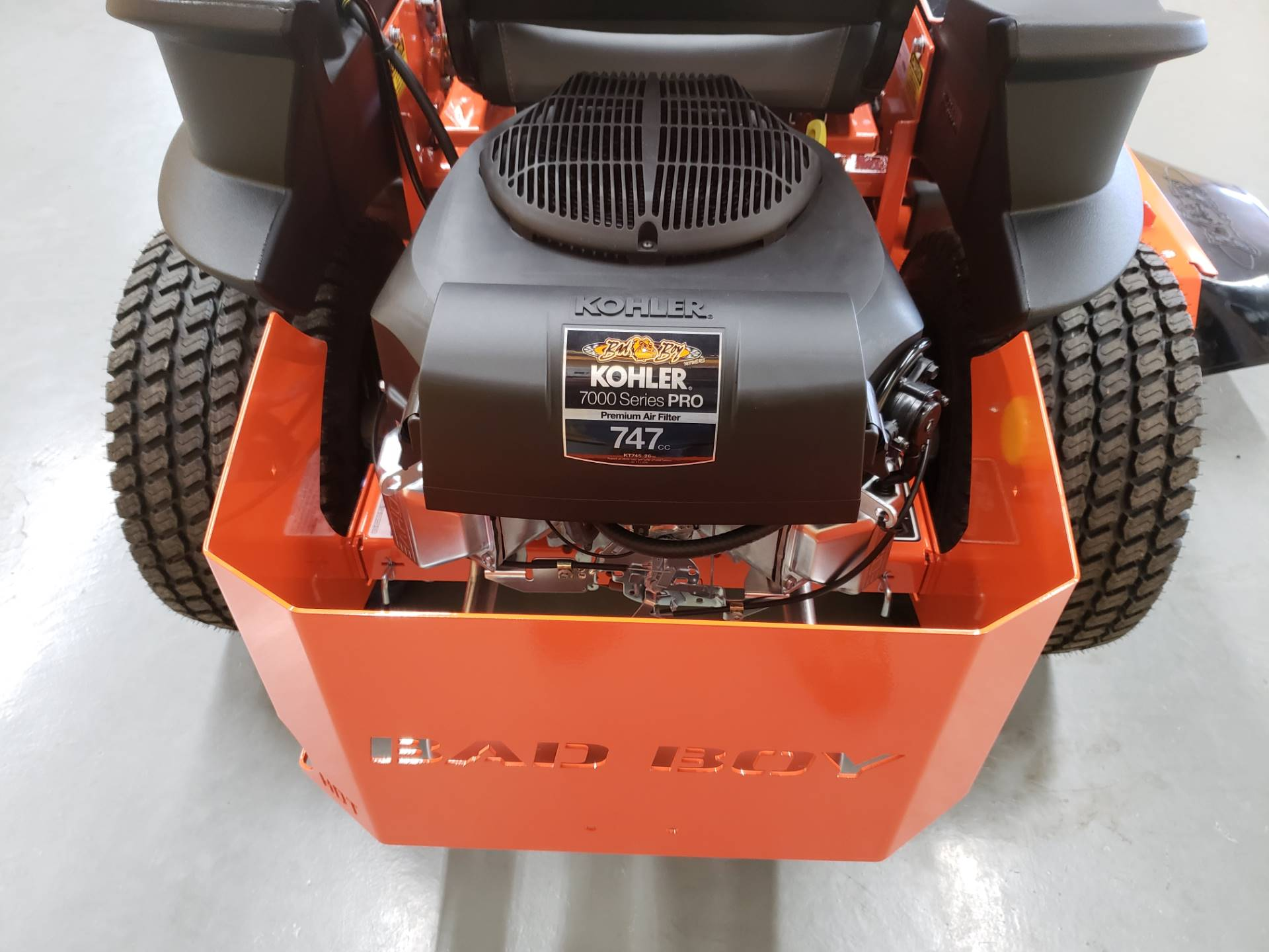 "2019 Bad Boy Mowers ZT Elite 60"" with Kohler 745P in Saucier, Mississippi - Photo 9"