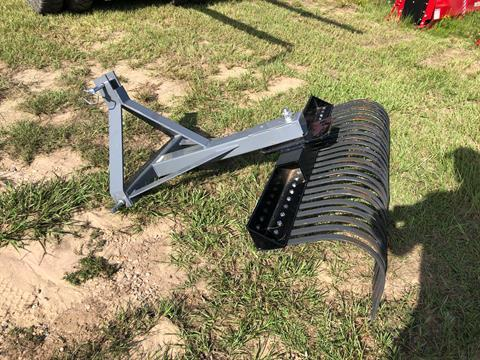 2021 Titan Implement 4' Landscape Rake in Saucier, Mississippi - Photo 1