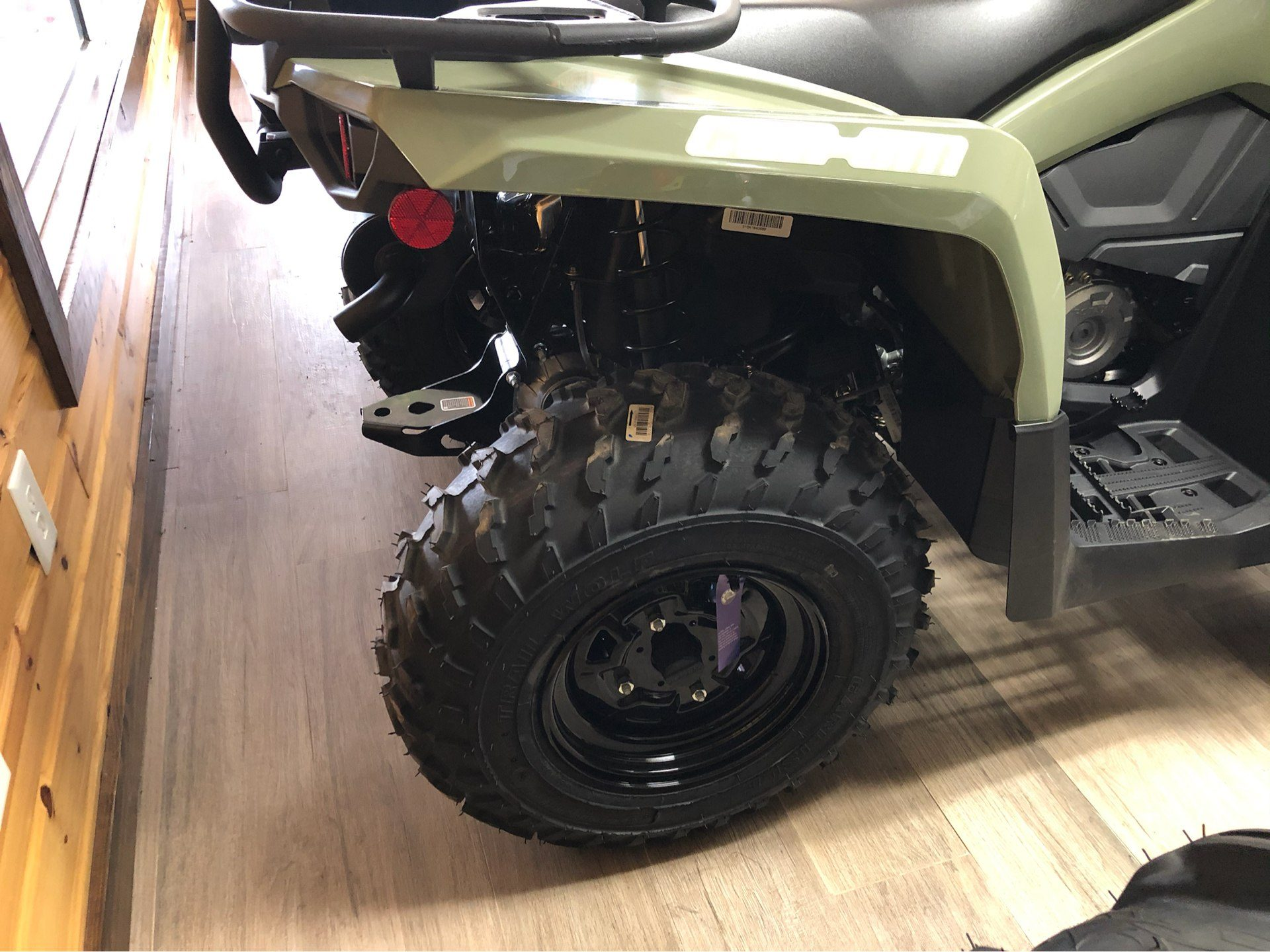 2019 Can-Am Outlander 450 in Saucier, Mississippi - Photo 2