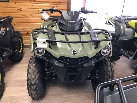 2019 Can-Am Outlander 450 in Saucier, Mississippi - Photo 8