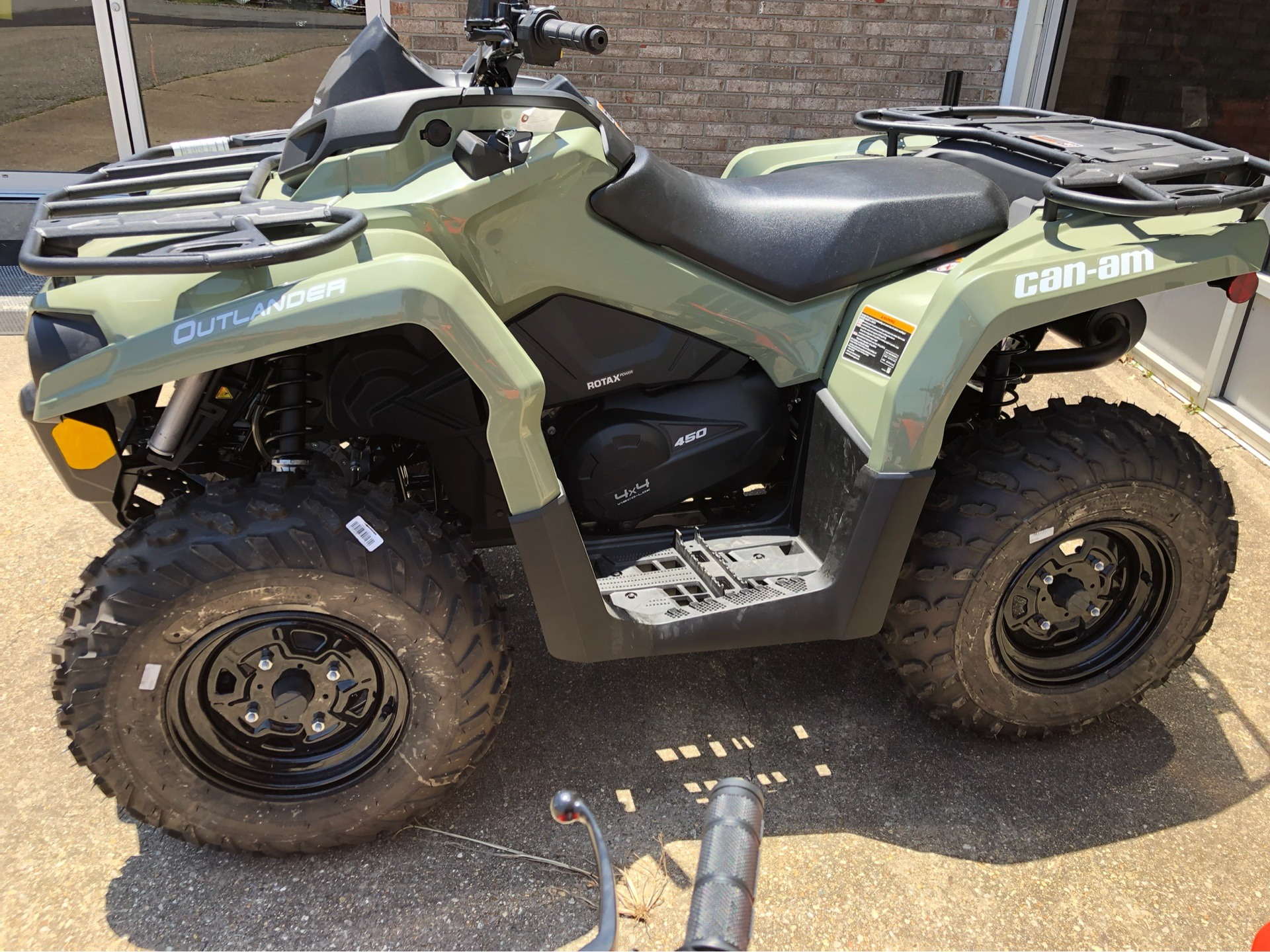 2019 Can-Am Outlander 450 in Saucier, Mississippi - Photo 3