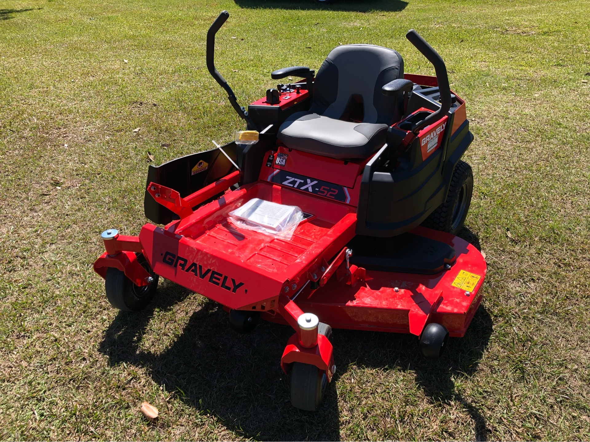 2019 Gravely USA ZT X 52 (Kawasaki) in Saucier, Mississippi - Photo 1
