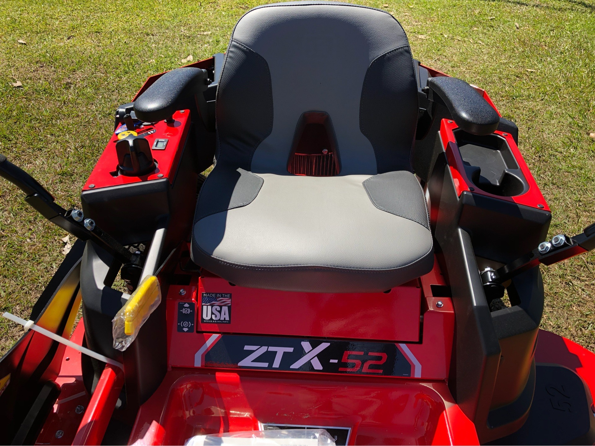 2019 Gravely USA ZT X 52 (Kawasaki) in Saucier, Mississippi - Photo 3