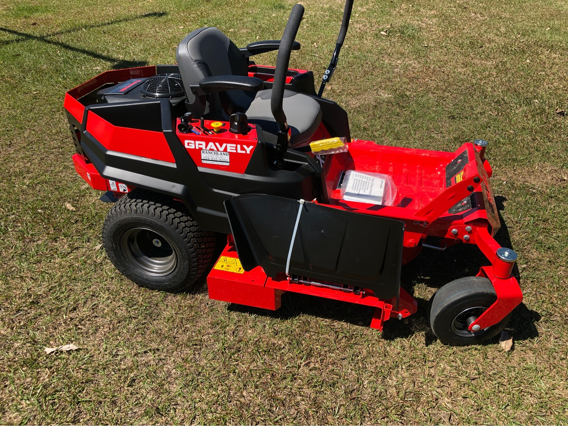 2019 Gravely USA ZT X 52 (Kawasaki) in Saucier, Mississippi - Photo 4