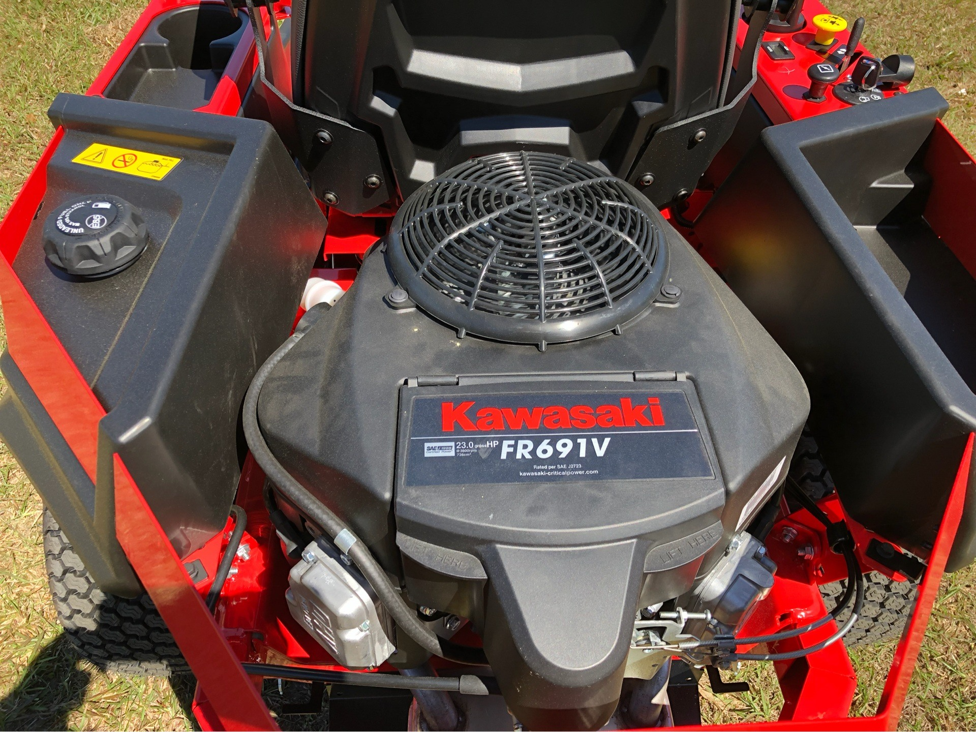 2019 Gravely USA ZT X 52 (Kawasaki) in Saucier, Mississippi - Photo 6