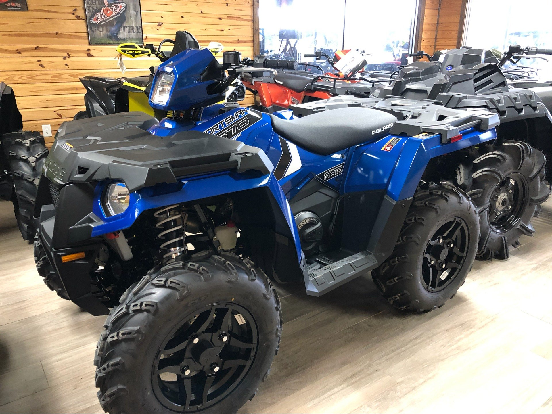 2020 Polaris Sportsman 570 Premium in Saucier, Mississippi - Photo 1
