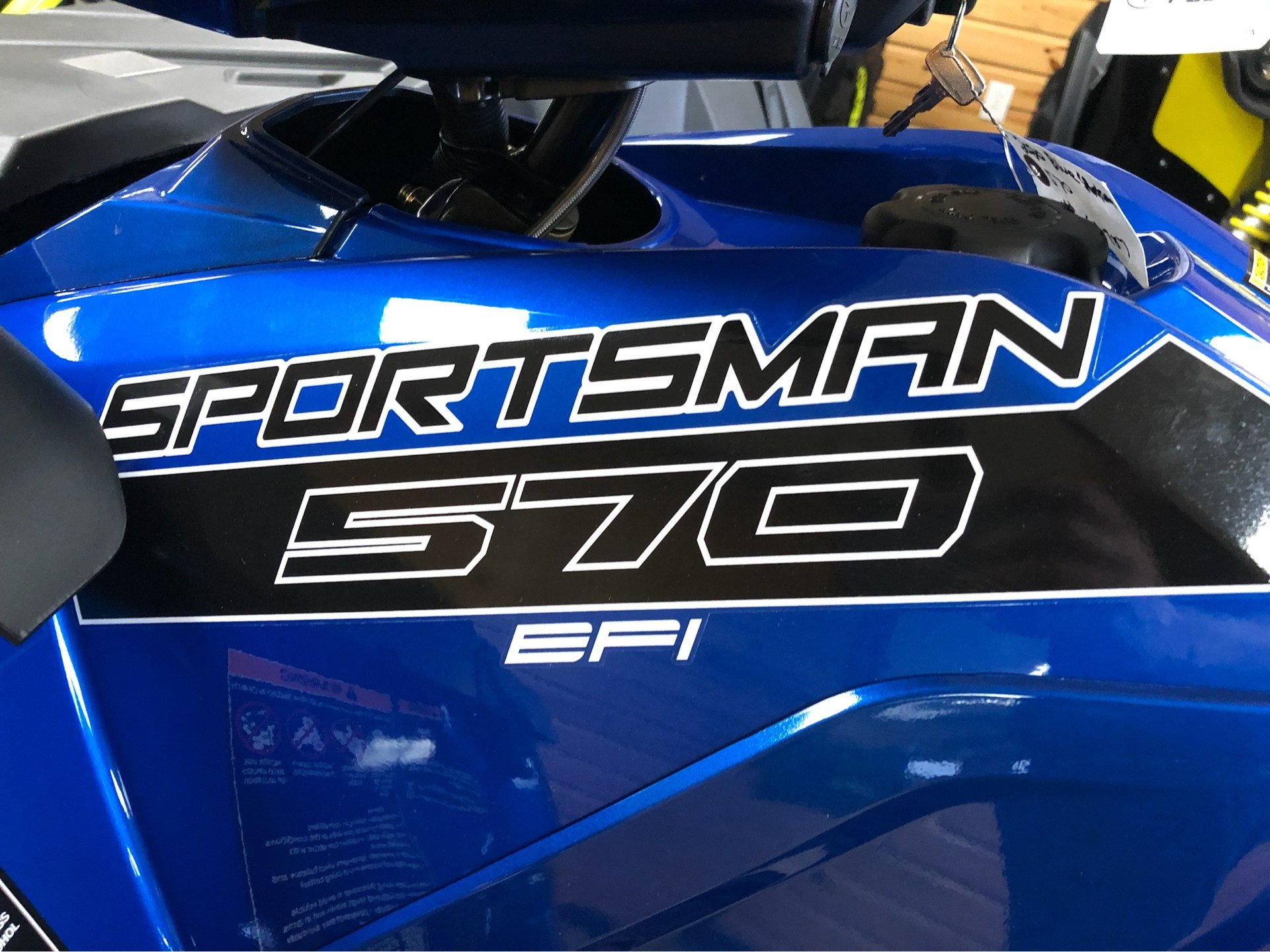 2020 Polaris Sportsman 570 Premium in Saucier, Mississippi - Photo 3
