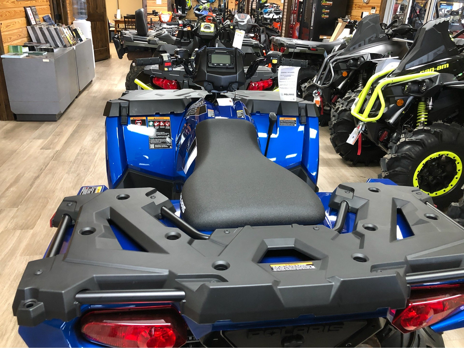 2020 Polaris Sportsman 570 Premium in Saucier, Mississippi - Photo 6