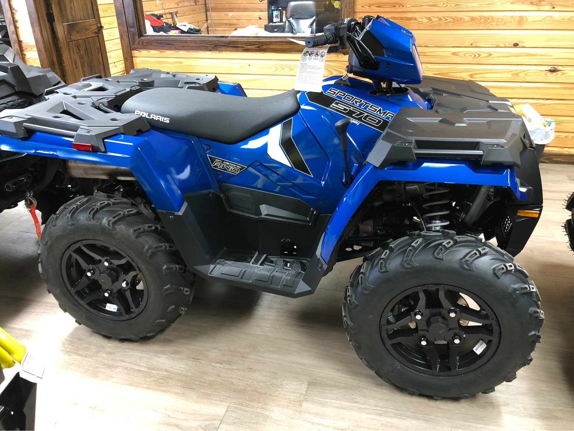 2020 Polaris Sportsman 570 Premium in Saucier, Mississippi - Photo 11