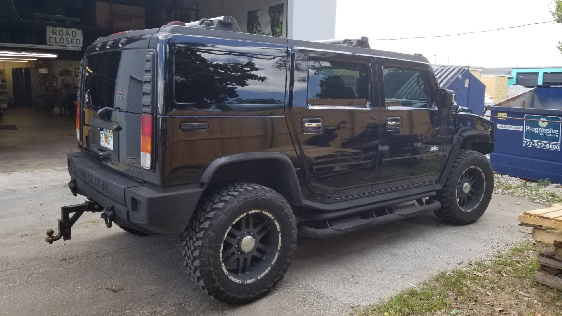 2004 Hummer H2 Limited in Largo, Florida - Photo 6