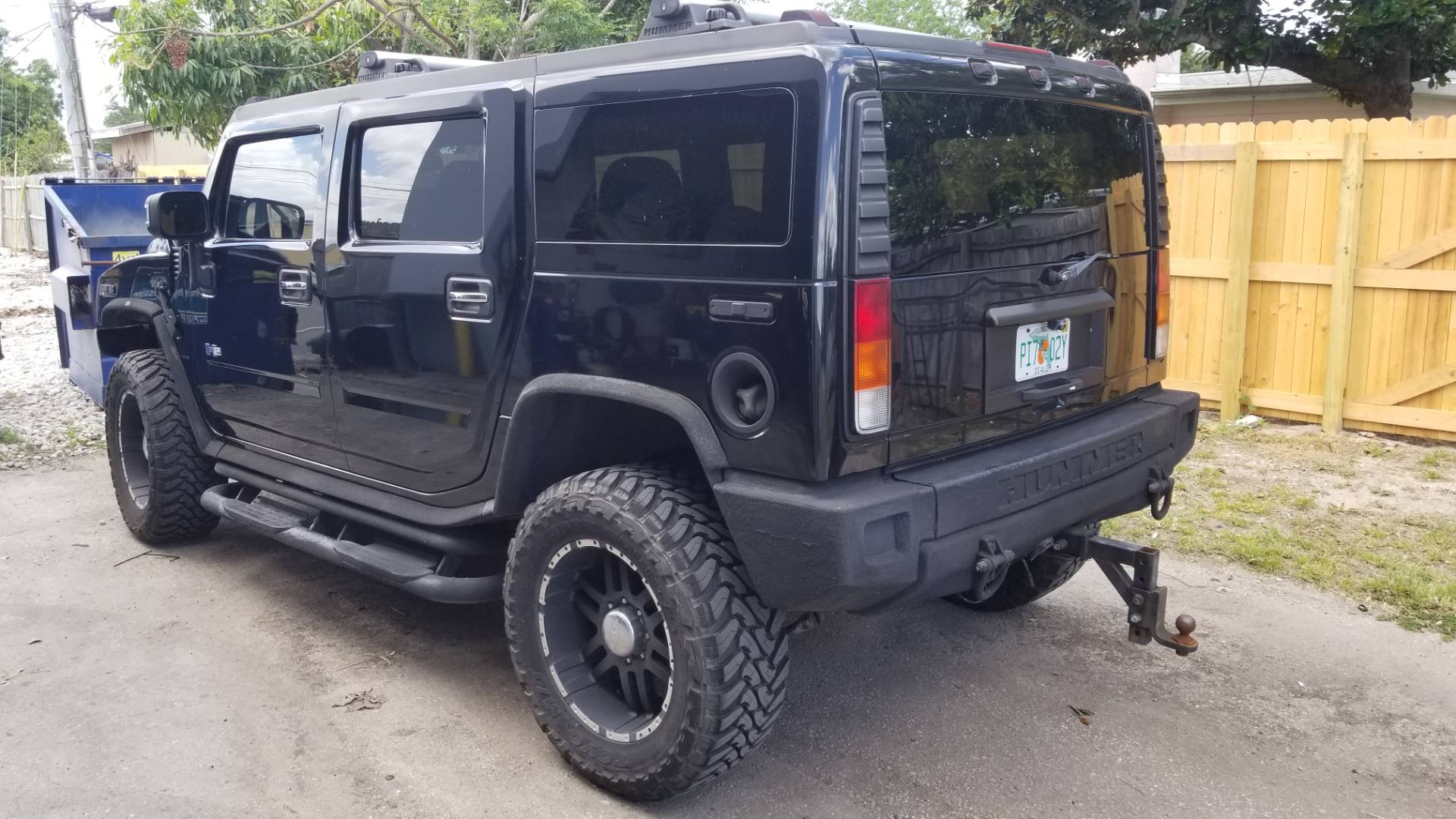 2004 Hummer H2 Limited in Largo, Florida - Photo 8
