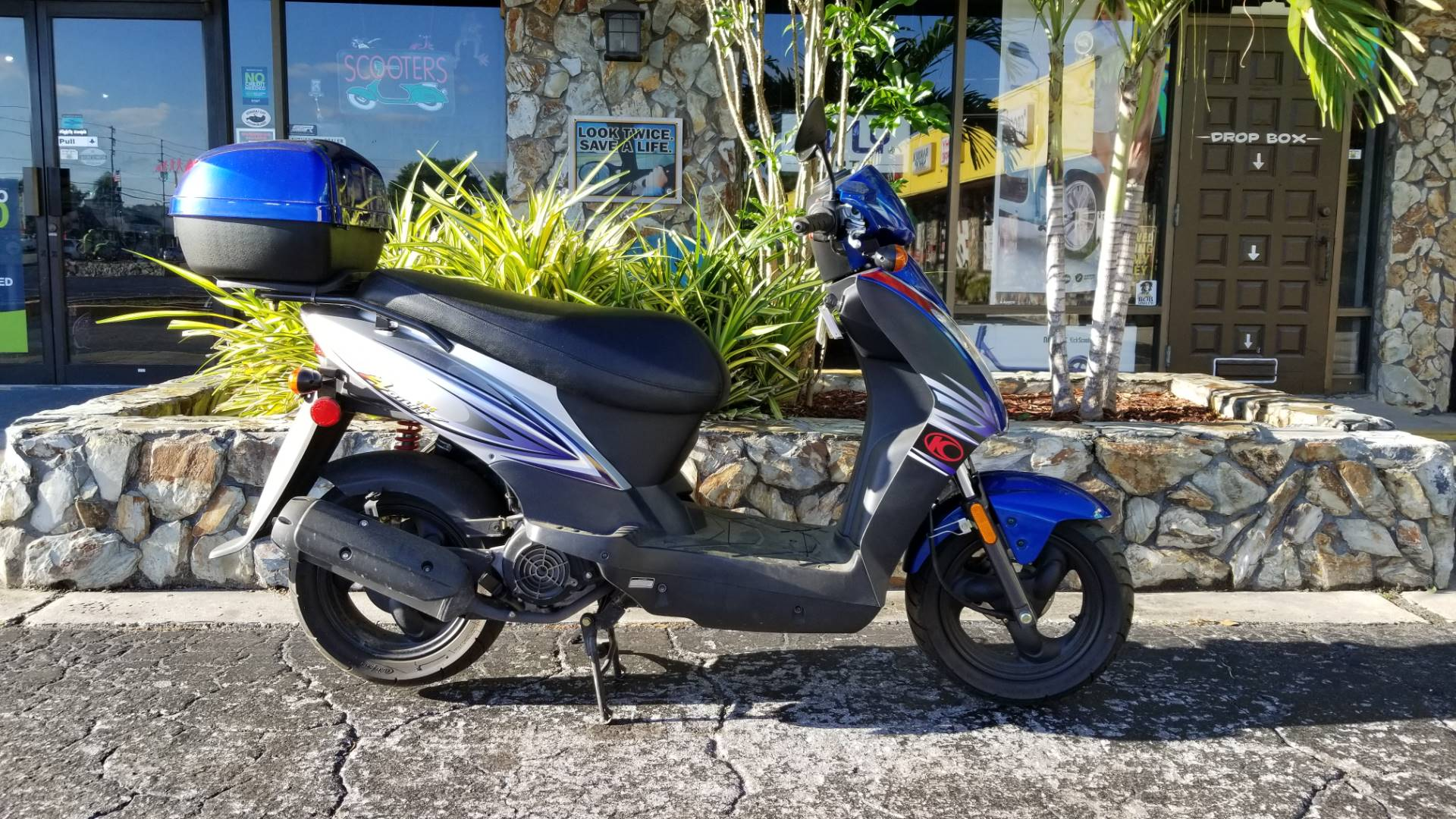 2017 Kymco Agility 125 in Largo, Florida