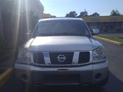 2005 Nissan Titan in Largo, Florida
