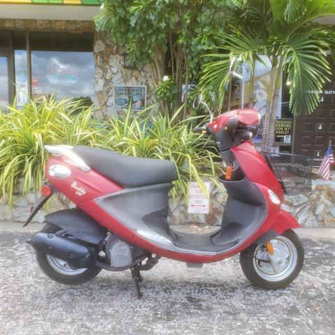 2007 Genuine Scooters Buddy 125 in Largo, Florida - Photo 1