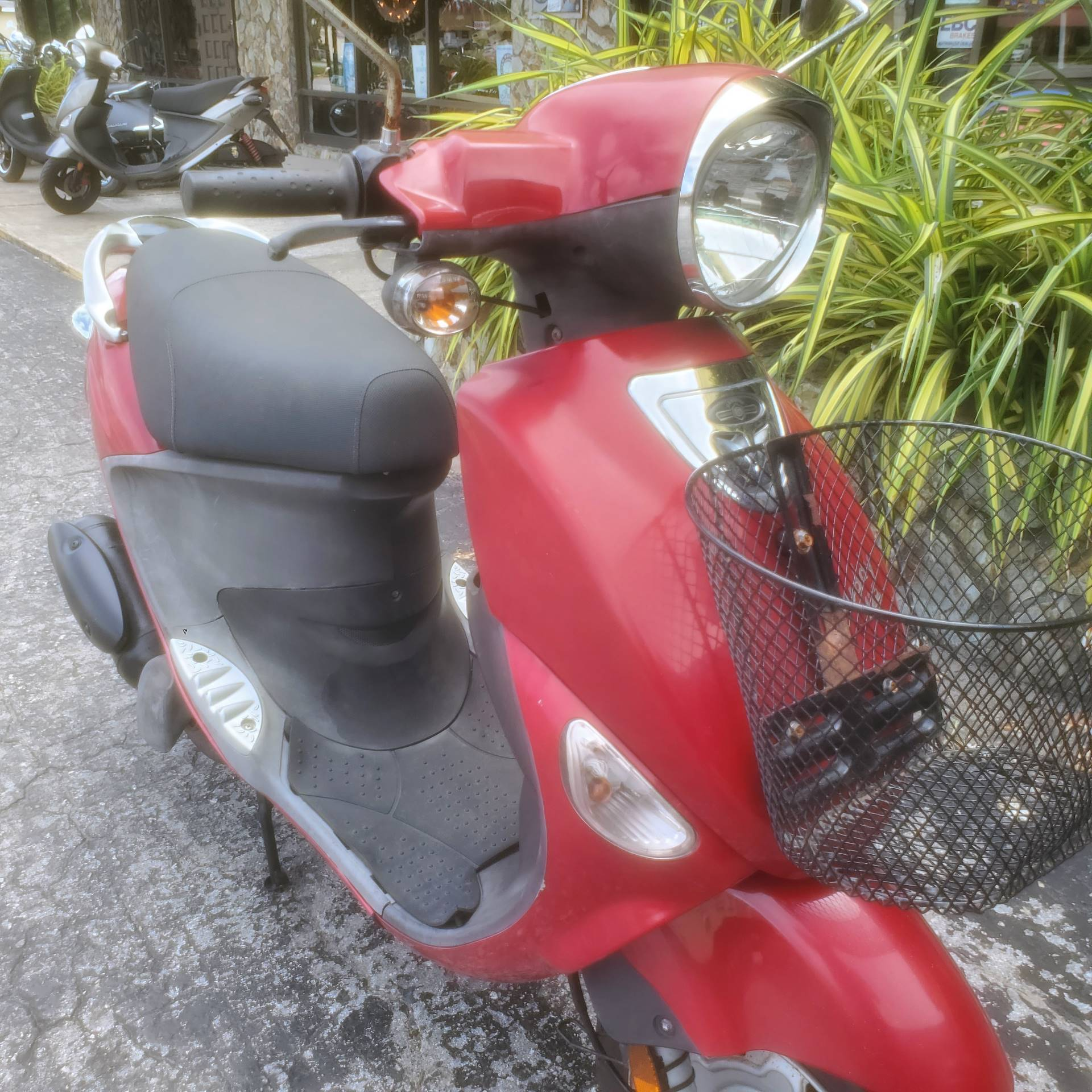 2007 Genuine Scooters Buddy 125 in Largo, Florida - Photo 6