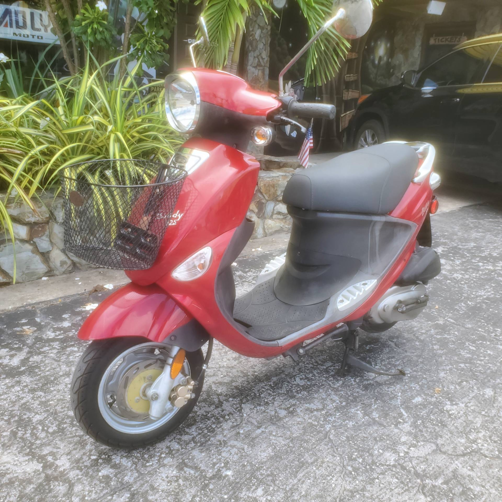 2007 Genuine Scooters Buddy 125 in Largo, Florida - Photo 9