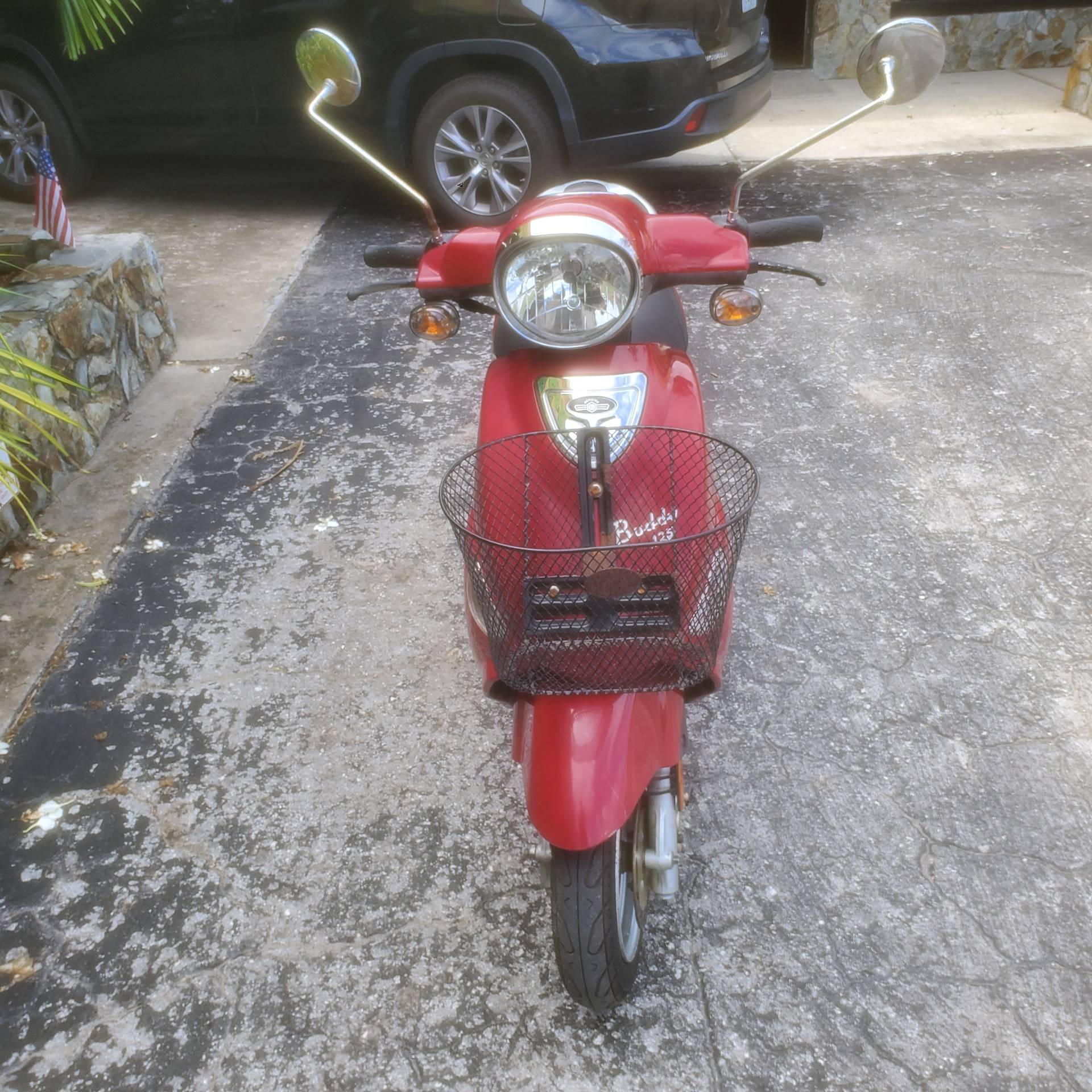 2007 Genuine Scooters Buddy 125 in Largo, Florida - Photo 10