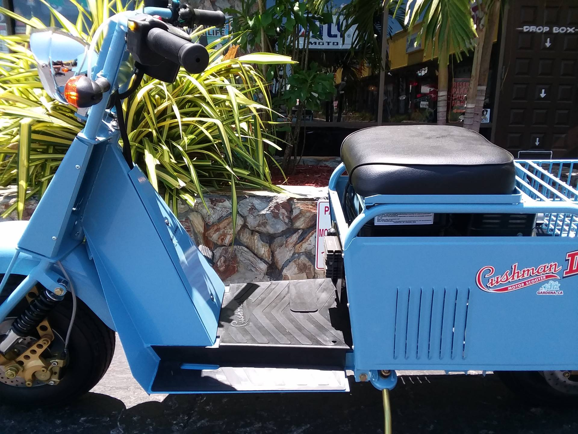 2016 Cushman HIGHLANDER in Largo, Florida