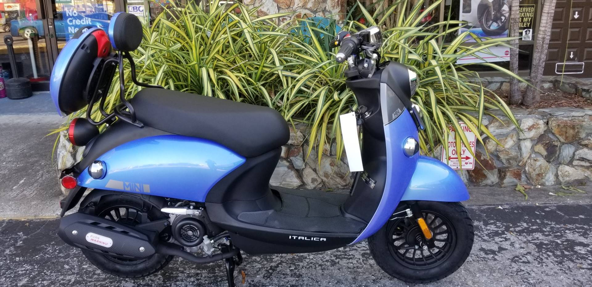 2021 Italica Motors Mini 50cc in Largo, Florida - Photo 1