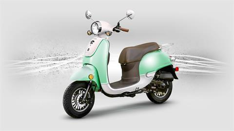 2020 Scootstar Honeystar 50 in Largo, Florida