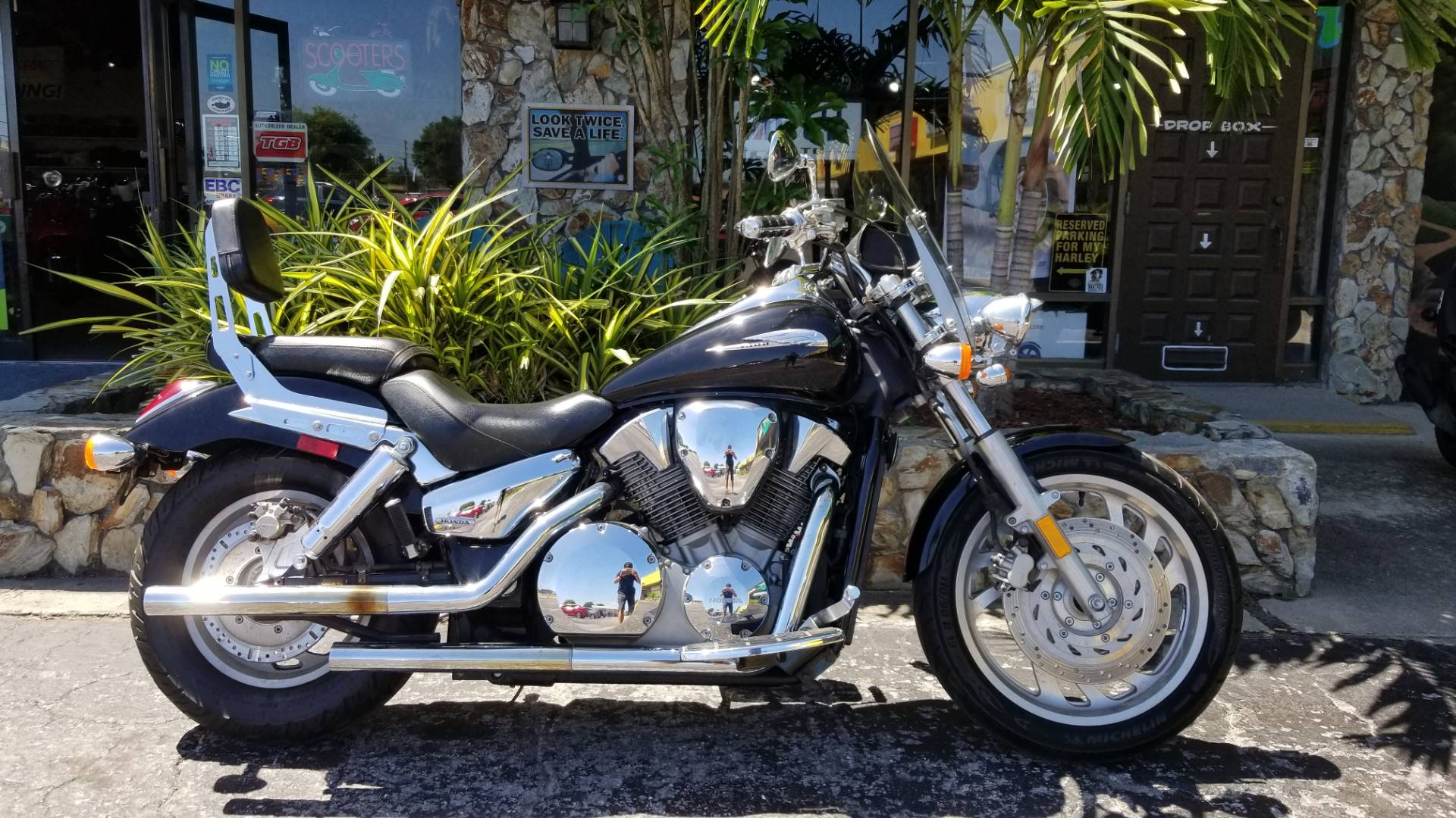 2004 Honda VTX1300C in Largo, Florida - Photo 1