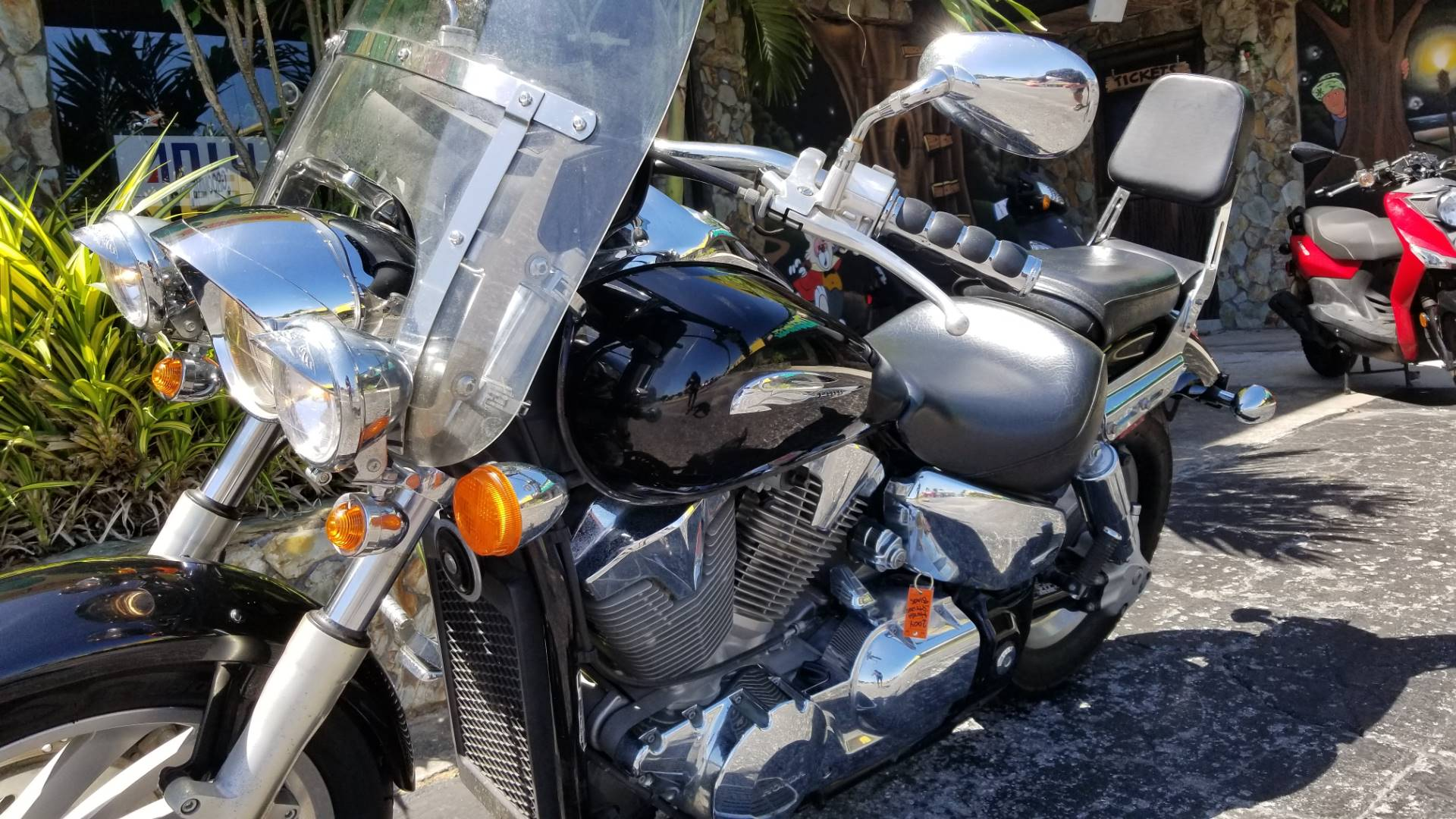 2004 Honda VTX1300C in Largo, Florida - Photo 21