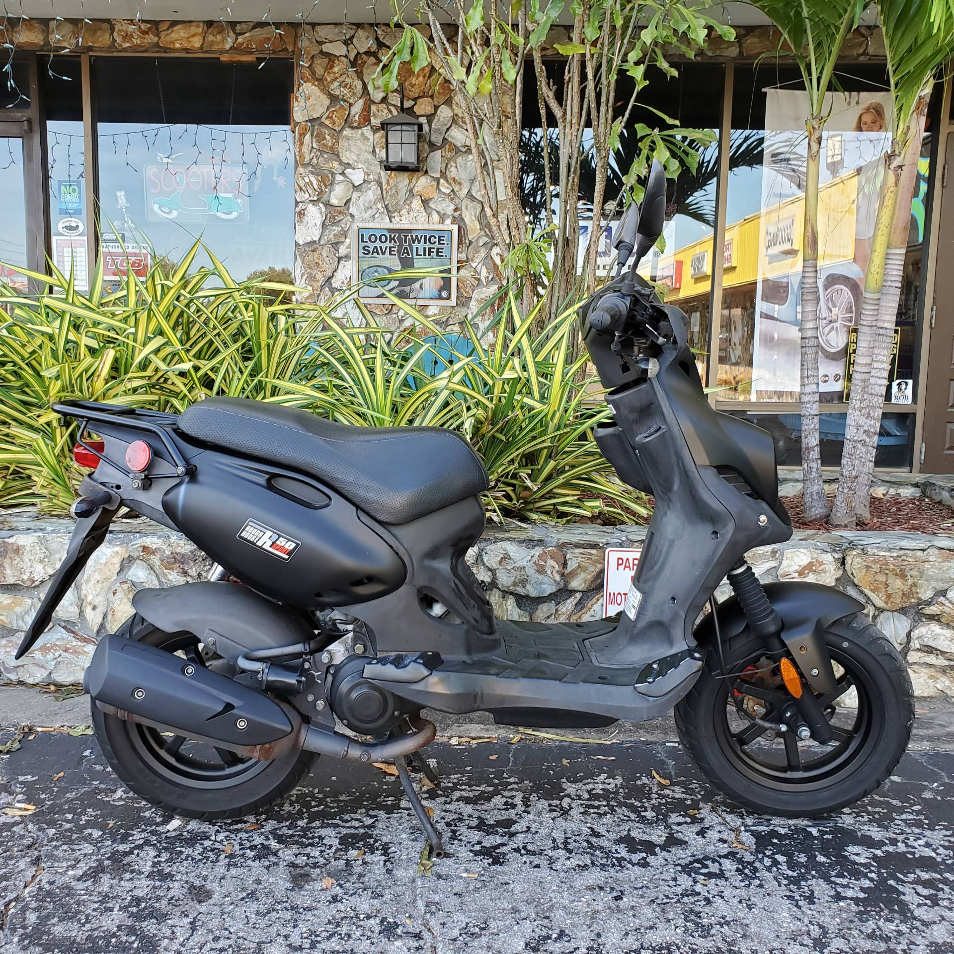2018 Genuine Scooters Roughhouse 50 Sport in Largo, Florida - Photo 1