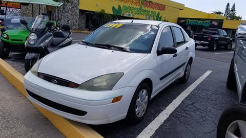 2003 FORD FOCUS in Largo, Florida - Photo 1