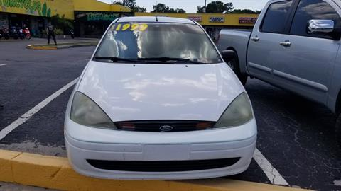 2003 FORD FOCUS in Largo, Florida - Photo 2