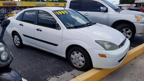 2003 FORD FOCUS in Largo, Florida - Photo 3