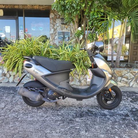 2018 Genuine Scooters Buddy 50 in Largo, Florida - Photo 1