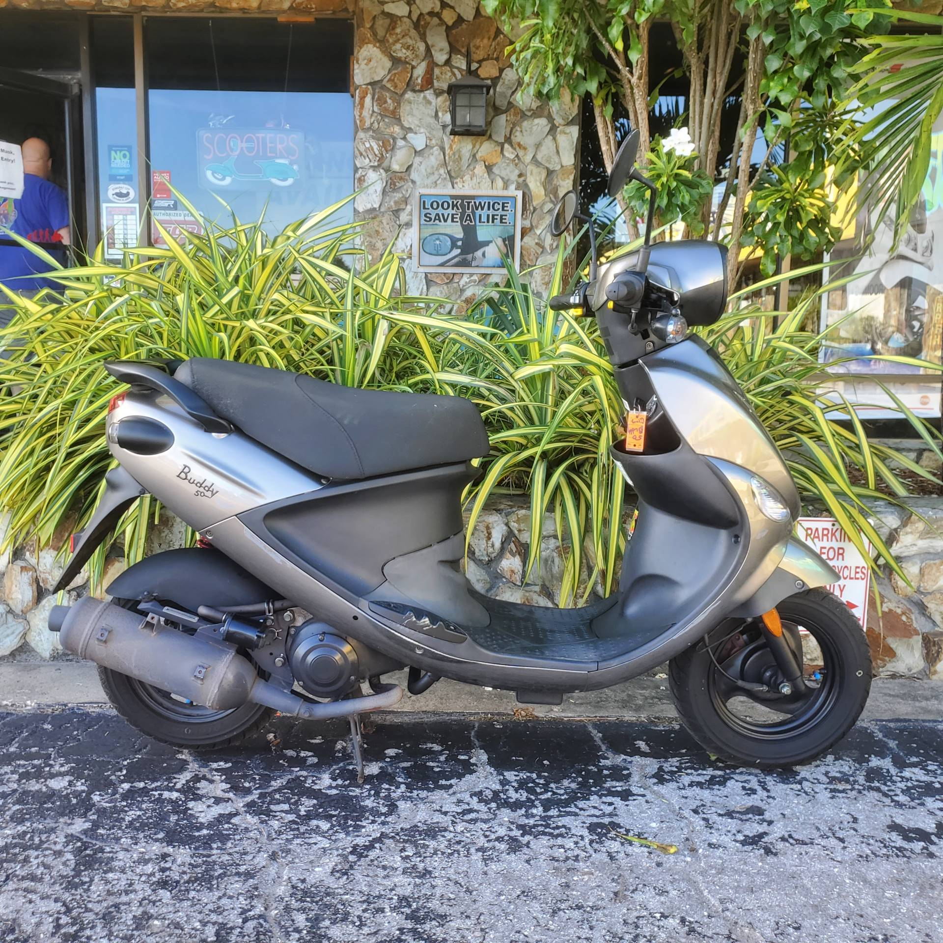 2018 Genuine Scooters Buddy 50 in Largo, Florida - Photo 2