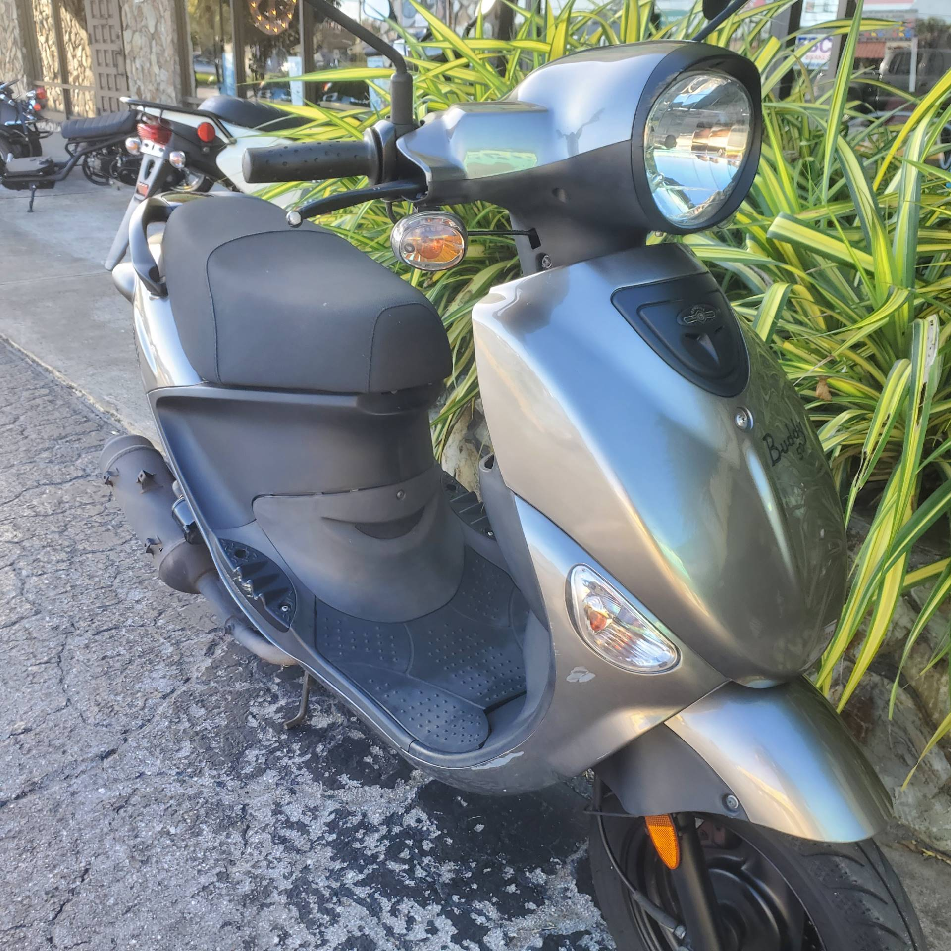 2018 Genuine Scooters Buddy 50 in Largo, Florida - Photo 7
