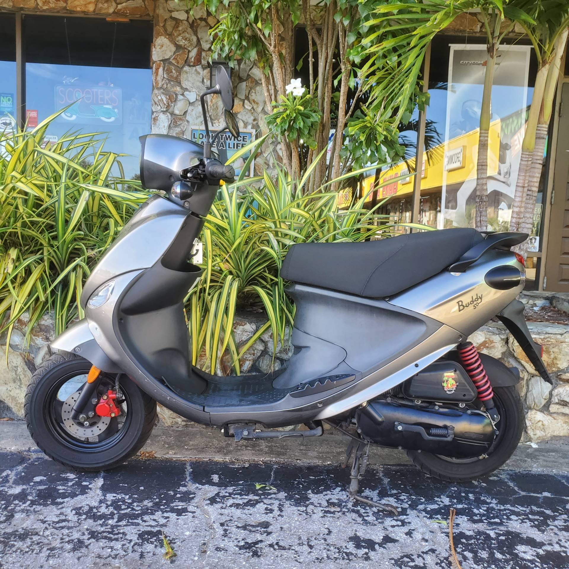 2018 Genuine Scooters Buddy 50 in Largo, Florida - Photo 8