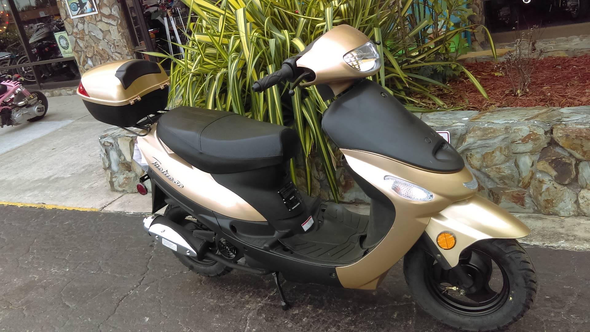 New 2018 Taotao USA Pony50 ATM50A1   Scooters in Largo FL