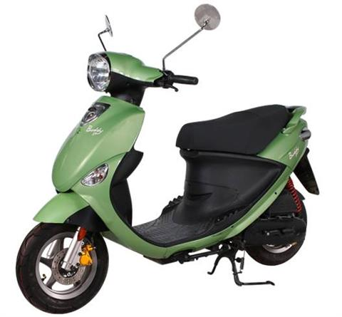 2016 Genuine Scooters Buddy 125 in Largo, Florida
