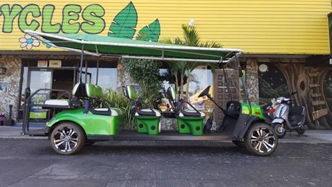2015 Cushman Shuttle 8 Gas in Largo, Florida