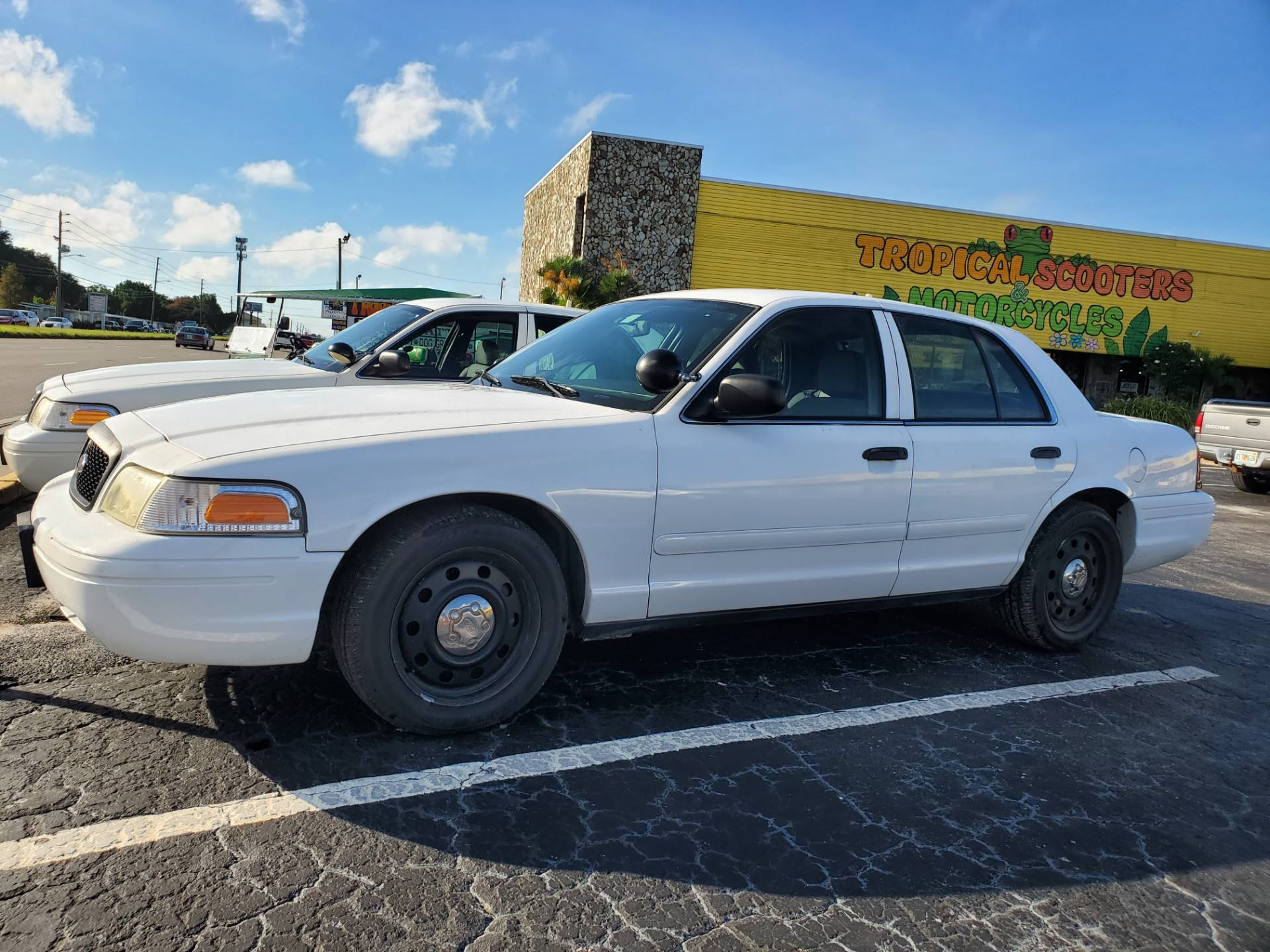 2007 FORD Police Interceptor in Largo, Florida - Photo 1