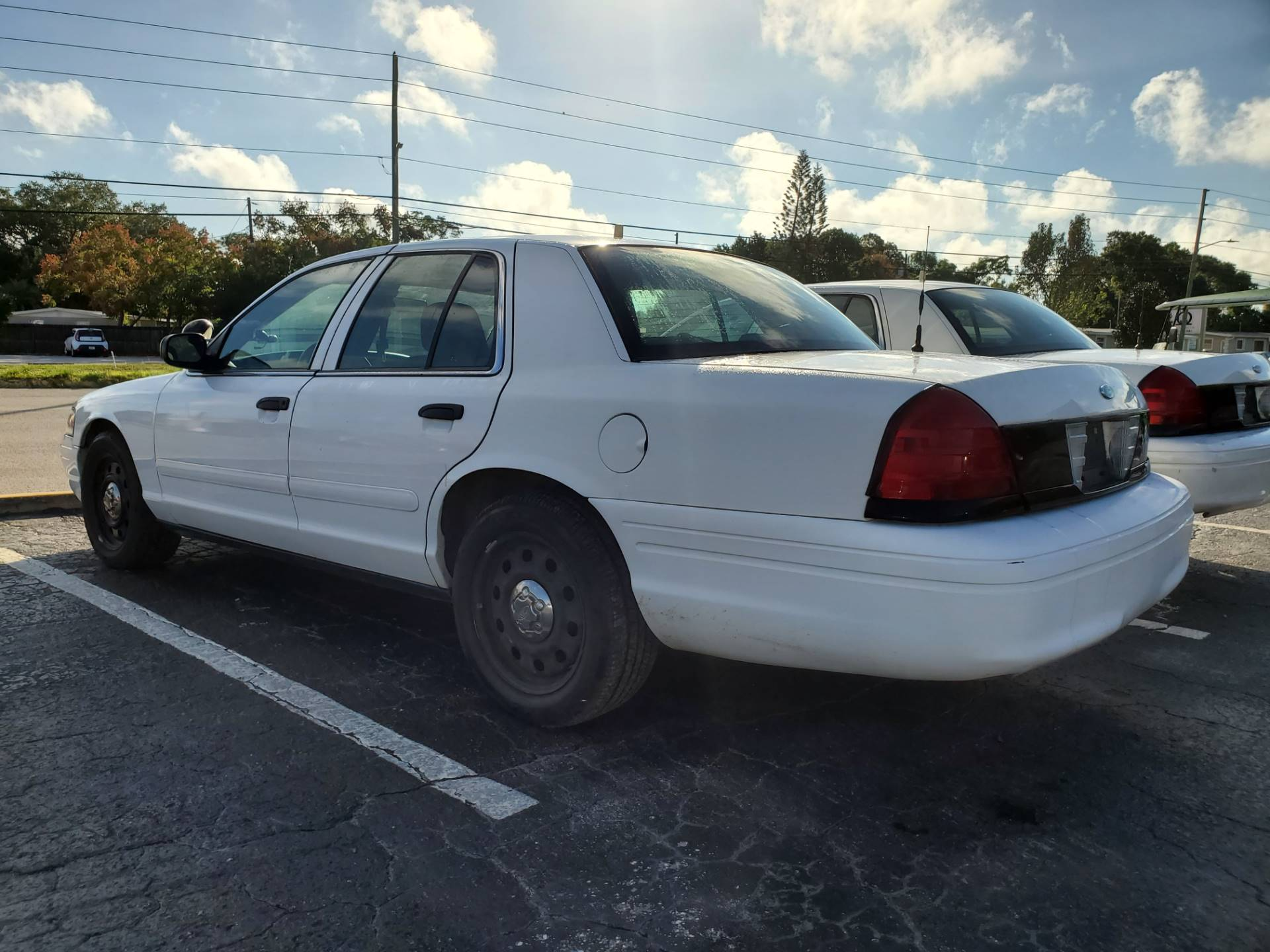 2007 FORD Police Interceptor in Largo, Florida - Photo 3