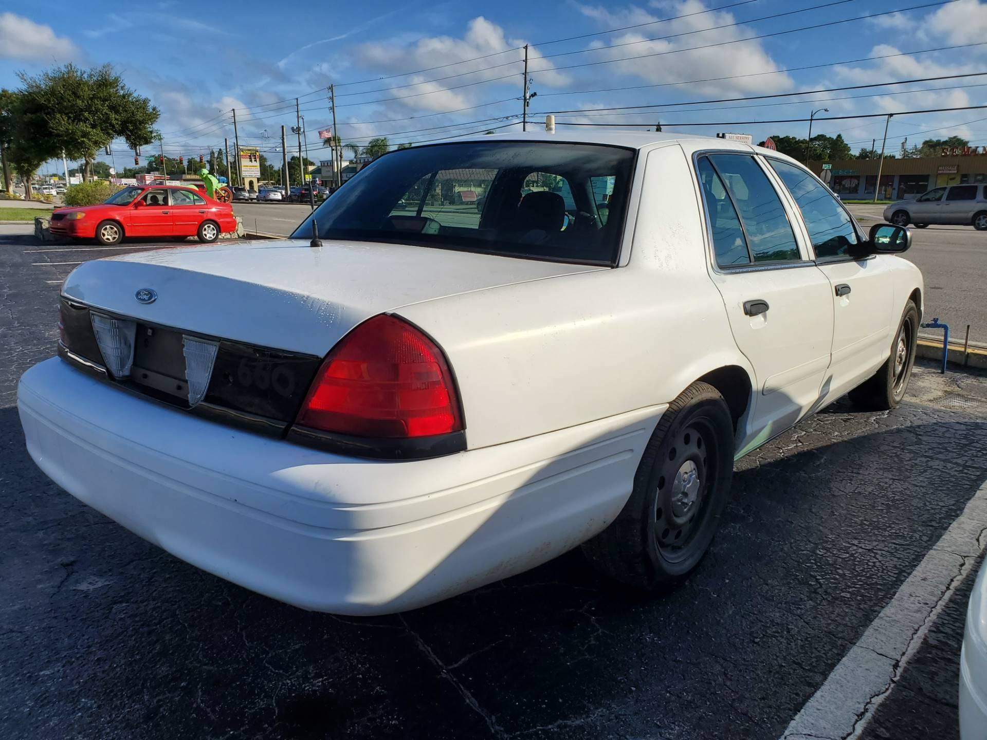 2007 FORD Police Interceptor in Largo, Florida - Photo 5
