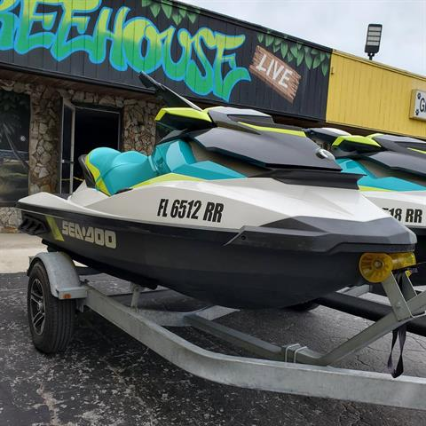 2018 Sea-Doo GTI in Largo, Florida