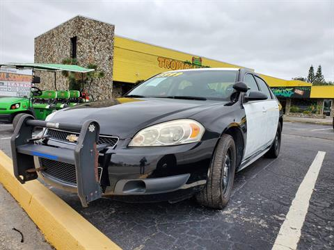 2012 Chevrolet Impala Police in Largo, Florida